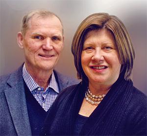 Earle and Janice O'Born